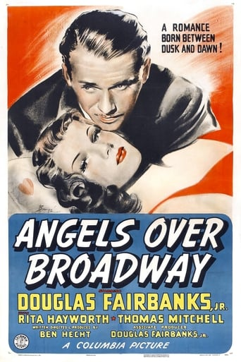 Poster of Angels Over Broadway