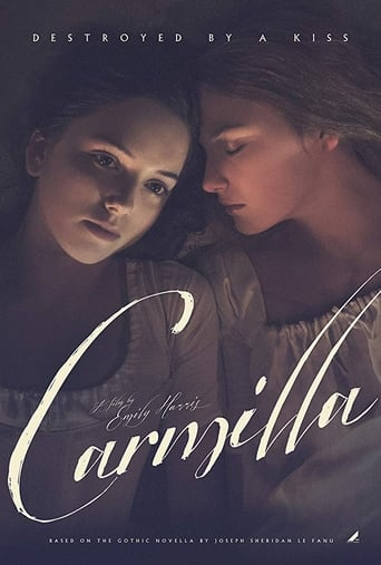Poster of Carmilla