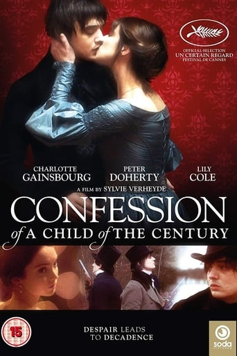 Poster of Confession of a Child of the Century