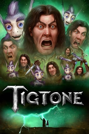 Poster of Tigtone