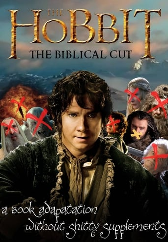 Poster of Le Hobbit The biblical cut