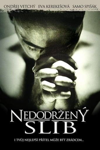 Poster of Nedodržený slib