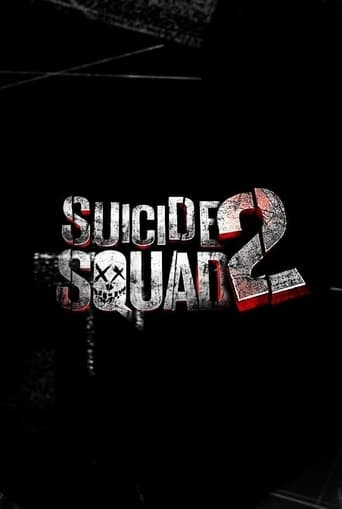 Suicide Squad 2 poster