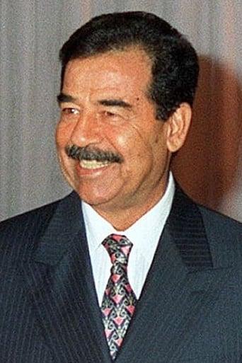 Image of Saddam Hussein