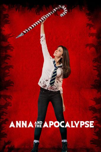 Filmplakat von Anna und die Apokalypse