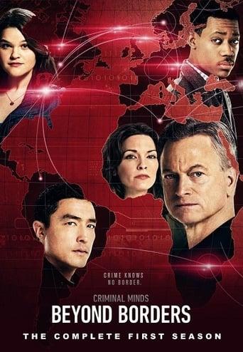 Nusikalstami protai: kitapus sienų / Criminal Minds: Beyond Borders (2016) 1 Sezonas