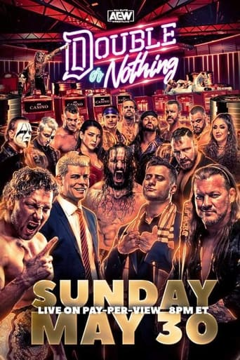 Poster of AEW Double or Nothing 2021