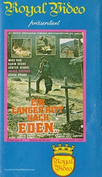 Poster of A Long Ride To Eden