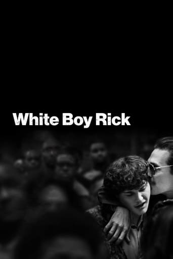 Poster of Cocaine - La vera storia di White Boy Rick