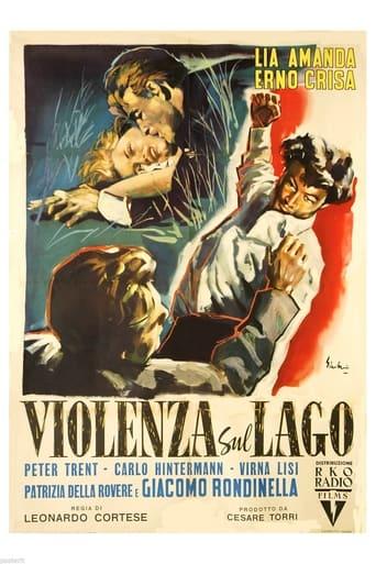 Poster of Violenza sul lago