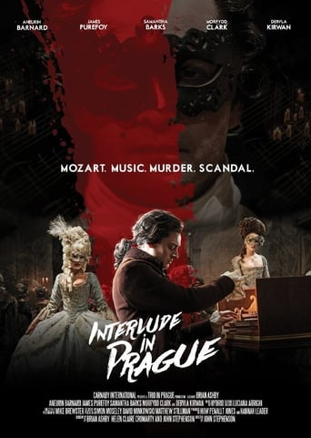 Poster of Interlude In Prague