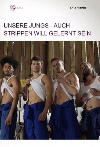 Poster of Unsere Jungs - Auch Strippen will gelernt sein