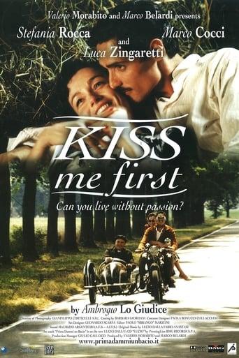 Poster of Prima dammi un bacio
