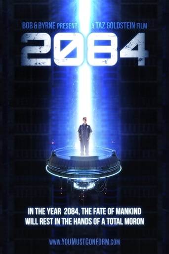 Poster of 2084