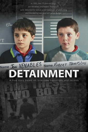 Poster of Detainment