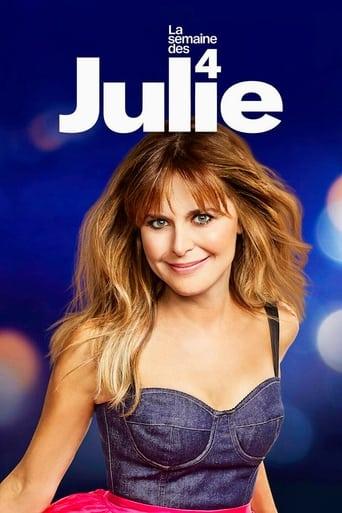 Poster of La semaine des 4 Julie