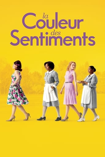 Poster of La couleur des sentiments