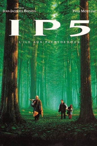 Poster of IP5: The Island of Pachyderms