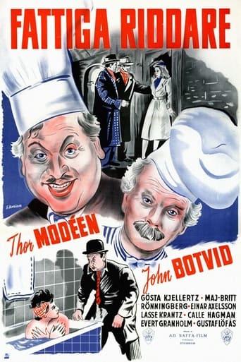 Poster of Fattiga riddare