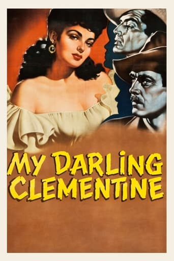 Poster of My Darling Clementine