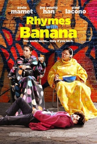 Poster of Rhymes with Banana