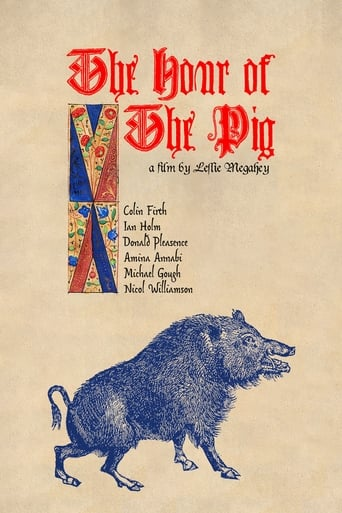 The Hour of The Pig
