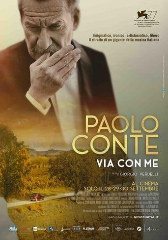Poster of Paolo Conte, Via Con Me