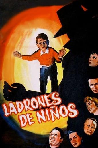 Poster of Ladrones de niños