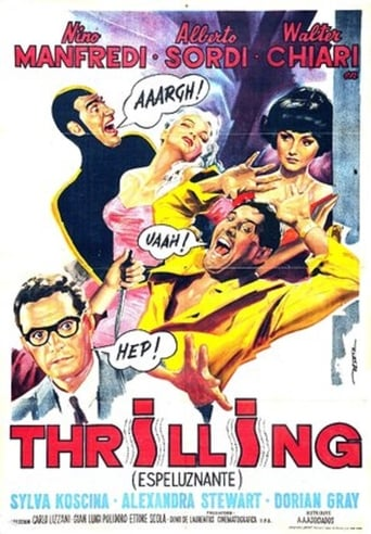Poster of Thrilling
