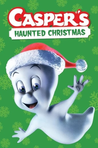 Poster of Casper's Haunted Christmas