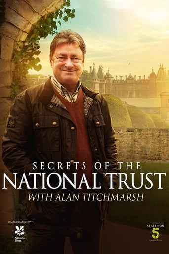 Poster of Secrets of the National Trust with Alan Titchmarsh