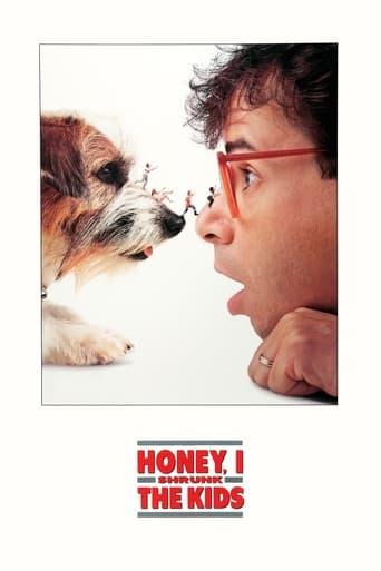 Poster of Honey, I Shrunk the Kids