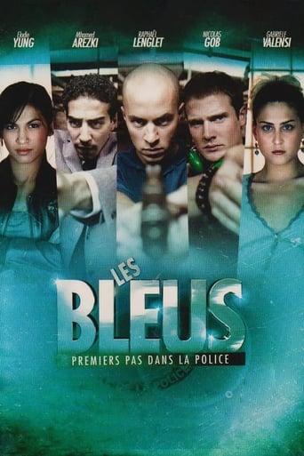 Poster of Les Bleus, premiers pas dans la police