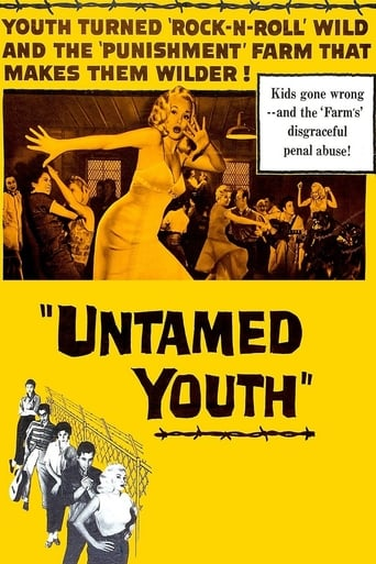 Poster of Untamed Youth