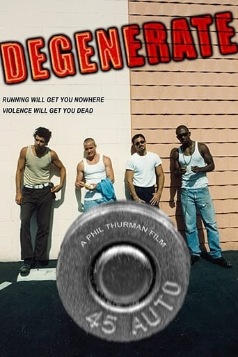 Poster of Degenerate