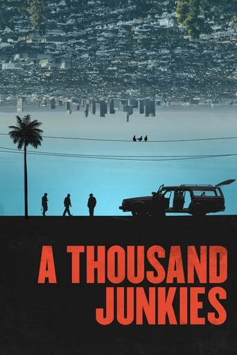 Poster of A Thousand Junkies