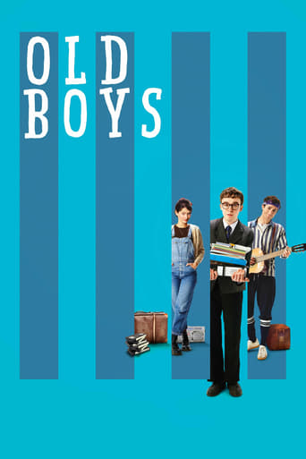 Poster of Old Boys