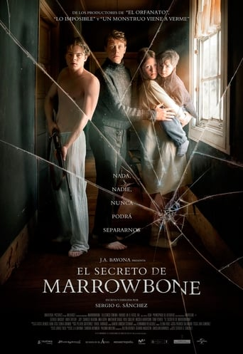 Poster of El secreto de Marrowbone