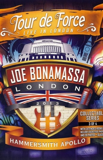 Joe Bonamassa: Tour de Force - Live in London Night 3 (Hammersmith Apollo)