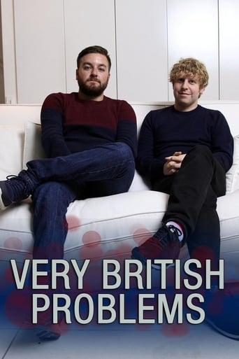 Very British Problems poster