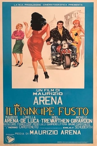 Poster of Il principe fusto