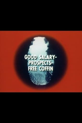 Poster of Good Salary, Prospects, Free Coffin