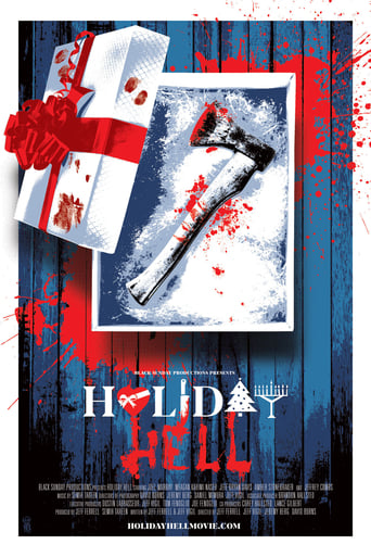 Poster of Holiday Hell