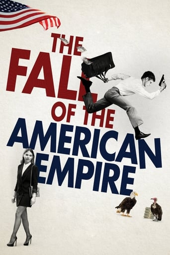 Poster of The Fall of the American Empire