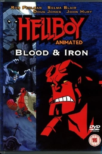 Poster of Hellboy: Blood and Iron