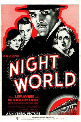 Poster of Night World