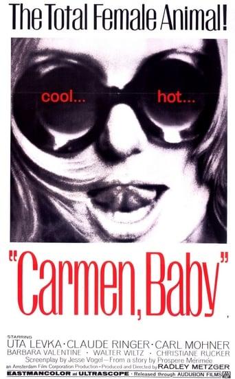 Poster of Carmen, Baby