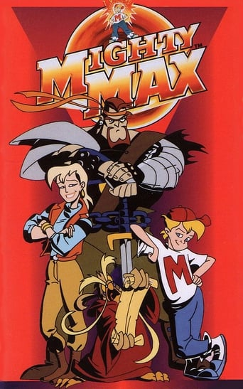 Poster of Mighty Max