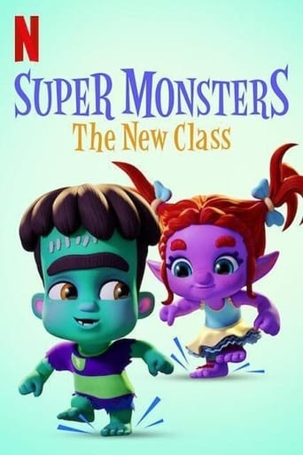 Poster of Super Monsters: The New Class