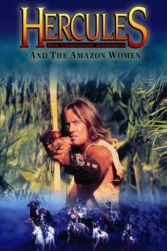 Poster of Hercules and the Amazon Women
